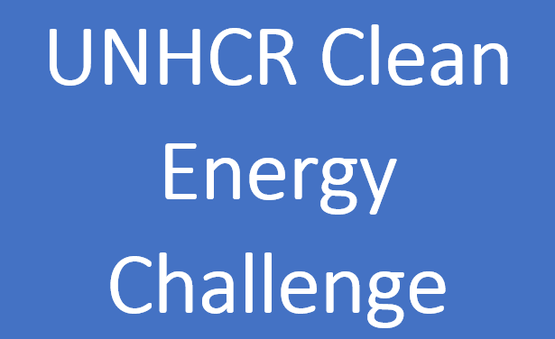 UNHCR Clean Energy Challenge