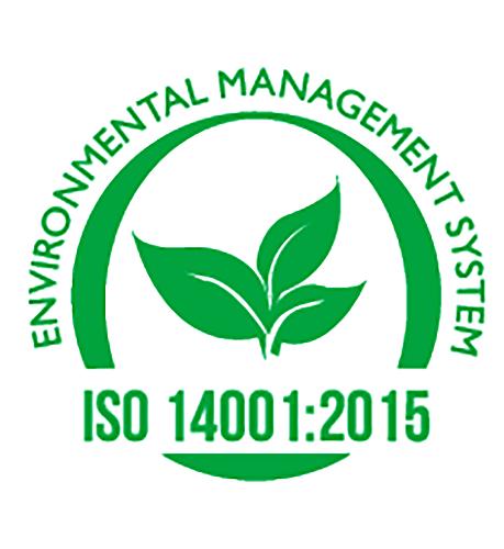 ISO 14001:2015 Award