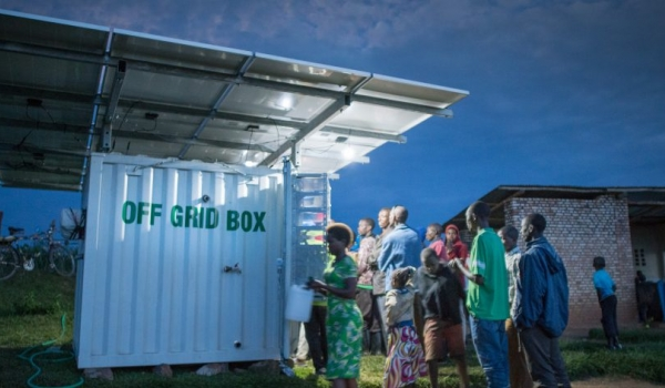 Using Open Innovation to Activate Collaborative Responses for Humanitarian Energy Challenges